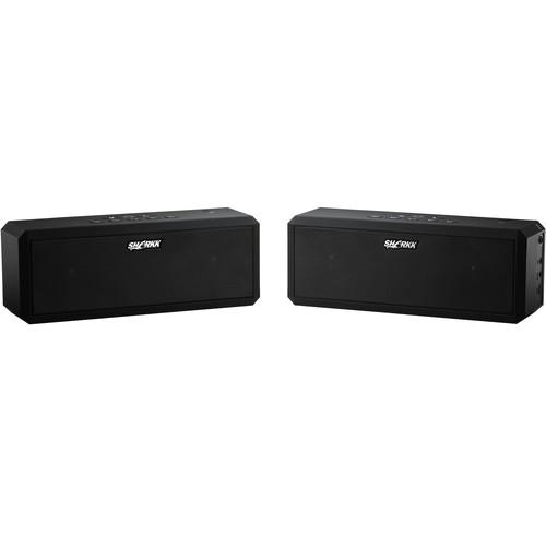 SHARKK Bluetooth Boombox Buddy System Speaker Set
