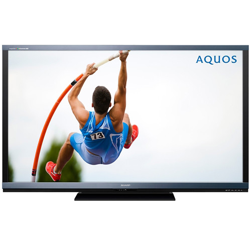 "Sharp AQUOS LC-80LE940X 80""-Class Full HD Multi-System Smart 3D LED TV"