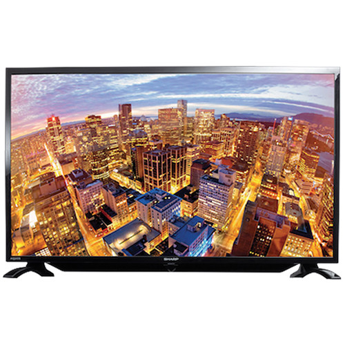 "Sharp LE185-Series 32""-Class HD Multi-System LED TV"