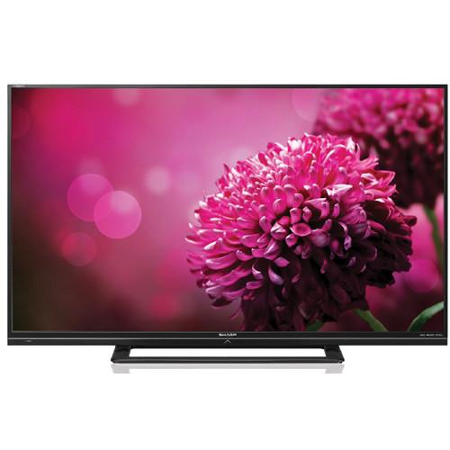 "Sharp LC-50LE450M 50"" Full HD AQUOS Multisystem LED TV (Black)"