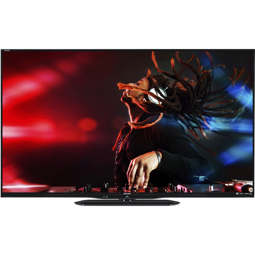 "Sharp 50"" LC-50LE650U AQUOS Full HD Smart LED TV"