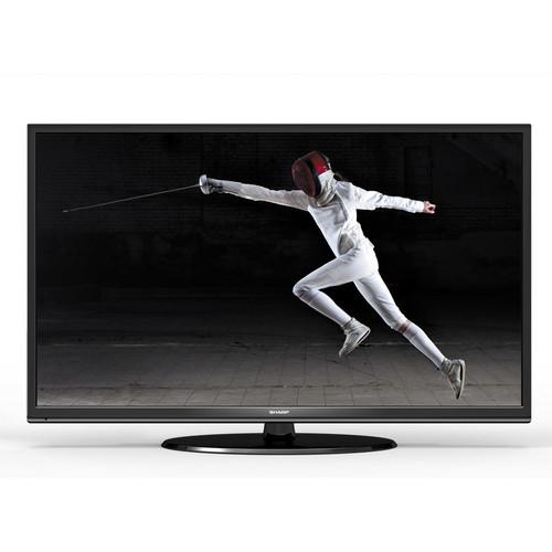 """Sharp LC-60LE452U AQUOS 60"""" 1080p LED TV"""