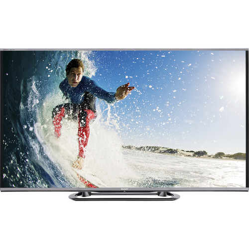 "Sharp 80"" LC-80LE857U AQUOS Full HD Smart LED 3D TV"