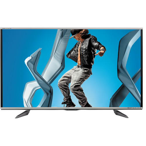 "Sharp 80"" Class LC-80UQ17U AQUOS Full HD Smart LED 3D TV"
