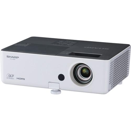 Sharp PG-LX3000 3D Ready Color DLP Projector