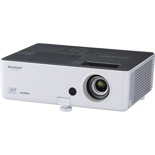 Sharp PG-LX3500 3D Ready Color DLP Projector