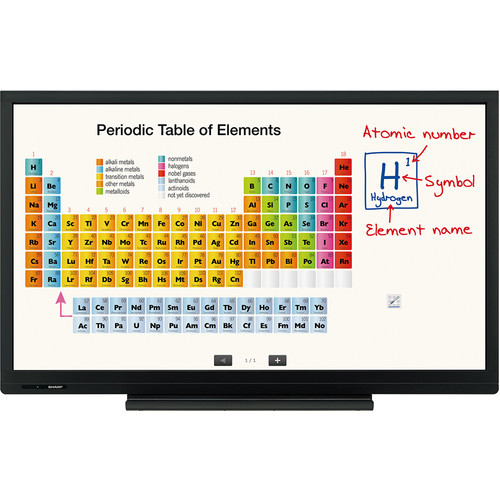 Sharp PN-C703BPKG2 AQUOS Board Display Package
