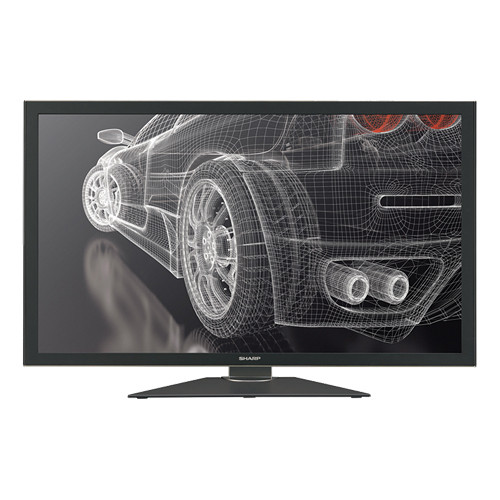 "Sharp 32"" PNK321 4K Ultra HD LED Monitor"