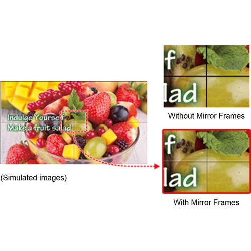 Sharp Long Mirror Frame for PN-V551 Monitor