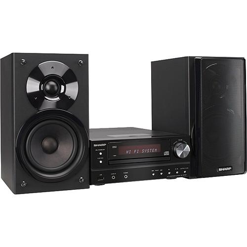 Sharp XL-HF201P Micro System