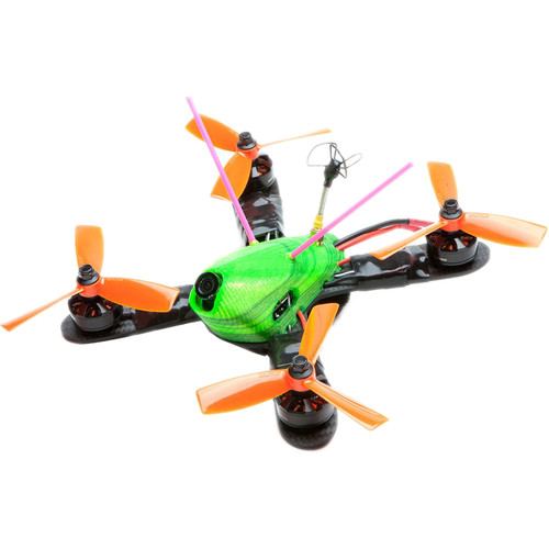 Shen Drones Mako 5 Drone (2.8, Green)