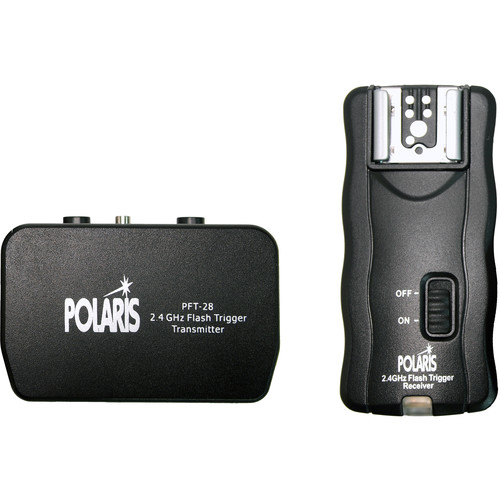 Shepherd/Polaris Wireless Flash Trigger Kit for Karat Flash Meter