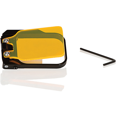 SHILL Yellow Dive Filter & Frame for GoPro HERO3