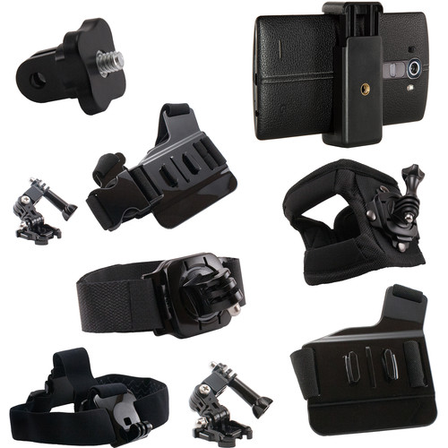 SHILL Action Camera First Aid Harness Kit