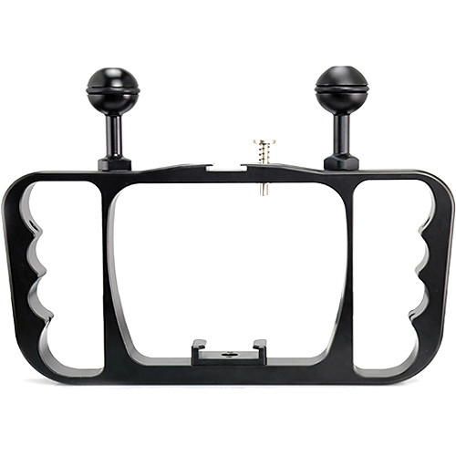 SHILL Underwater Dive Mount for GoPro Cameras (Black)