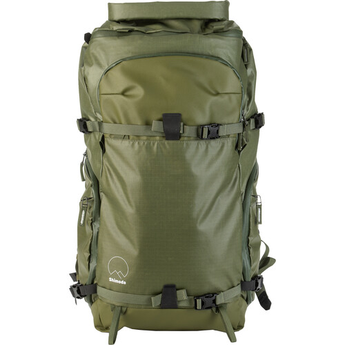 Shimoda Designs Action X50 Backpack Starter Kit with Medium DSLR Core Unit Version 2 (Army Green)