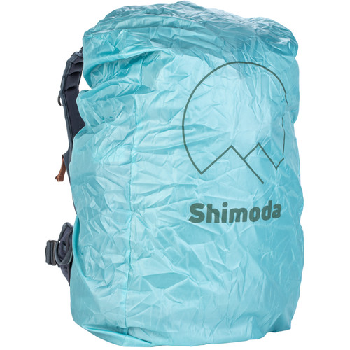 Shimoda Designs Rain Cover for Explore 30 and 40 Backpacks (Nile Blue)