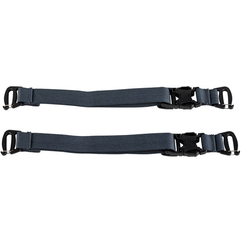 Shimoda Designs Accessory Webbing Straps with Gate Hooks (2-Pack)