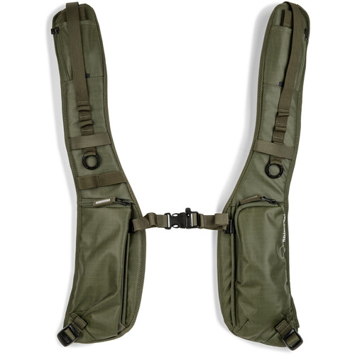 Shimoda Designs Men's Plus Backpack Straps (Army Green)