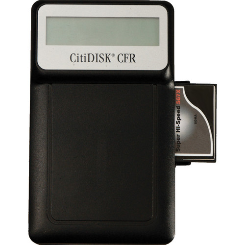 Shining Technology CitiDISK CompactFlash Digital Video Recorder with 32GB CF Card