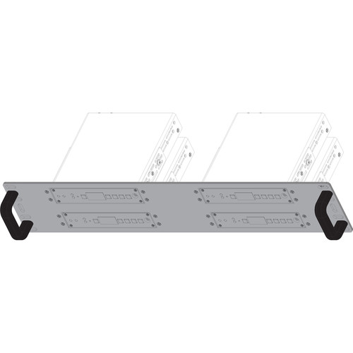 Shinybow Rackmount Bracket for Select SB Series Transmitter/Receiver Units (4 Port, 2 RU)