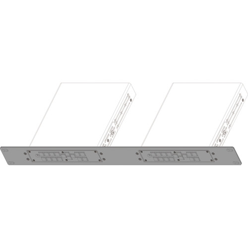 Shinybow Rackmount Bracket for SB-3691 Switch (1 RU, 2-Port)