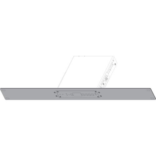 Shinybow Rackmount Bracket for Select Transmitters/Receivers (1 RU, Single)