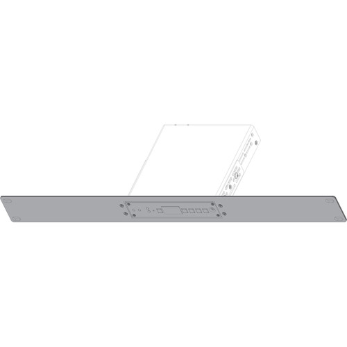 Shinybow Rackmount Bracket for Select Transmitters/Receivers (1 RU, Double)