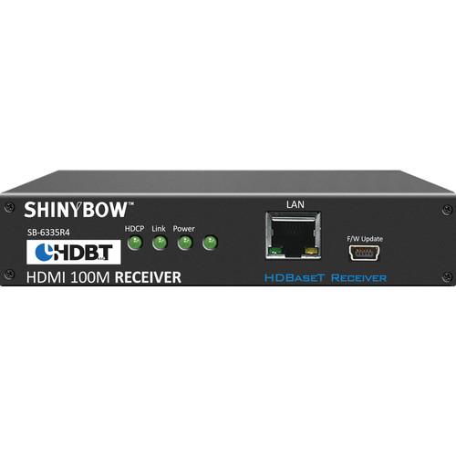Shinybow SB-6335R4 HDMI HDBaseT Receiver