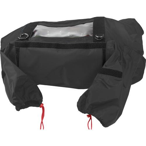 ShooterSlicker AudioSlicker Raincover for Audio Run Bag (Black)