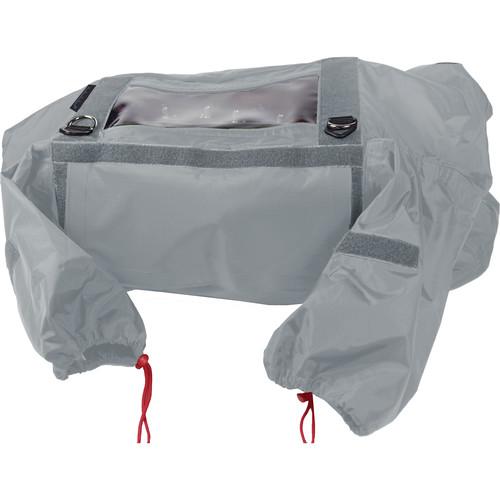 ShooterSlicker AudioSlicker Raincover for Audio Run Bag (Grey)