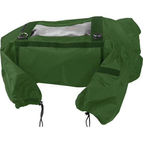 ShooterSlicker AudioSlicker Raincover for Audio Run Bag (Hunter Green)