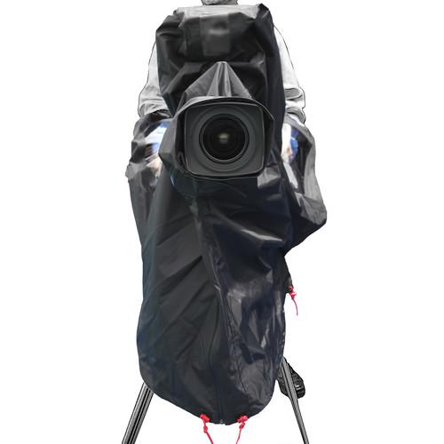 ShooterSlicker MTO-S10-B 10MON Raincover for ENG/EFP Studio Camera (Black)