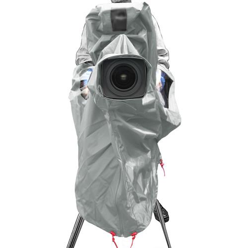 ShooterSlicker MTO-S10-G 10MON Raincover for ENG/EFP Studio Camera (Gray)
