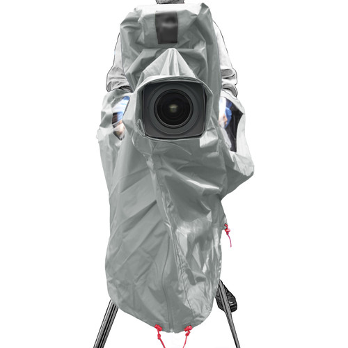 ShooterSlicker MTO-S10-G Raincover for ENG/EFP Studio Camera (Gray)