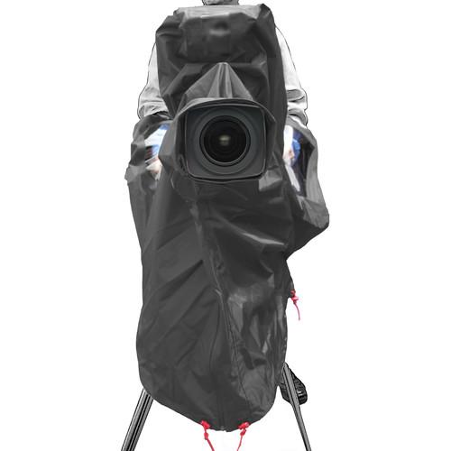 ShooterSlicker MTO-S10-S 10MON Raincover for ENG/EFP Studio Camera (Slate)