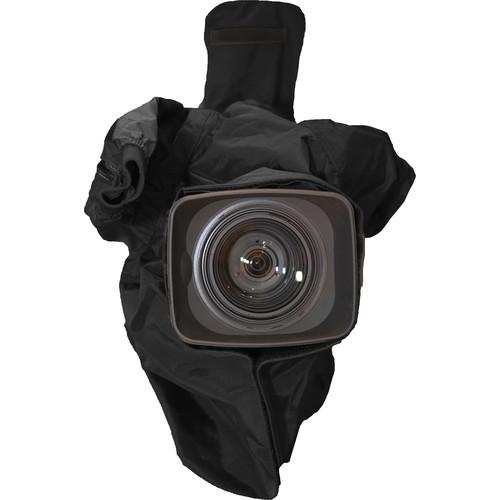 ShooterSlicker S1 ENG/EFP Camera Raincover (Black)