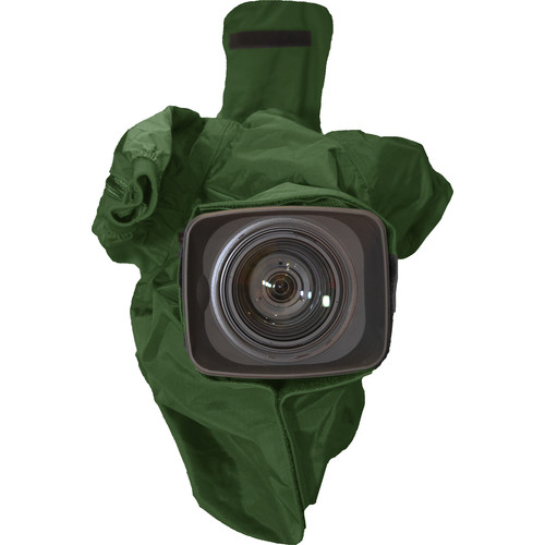 ShooterSlicker S1 ENG/EFP Camera Raincover (Kelly Green)