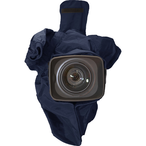 ShooterSlicker MTO-S1 Rain Cover for ENG/EFP Cameras (Navy)