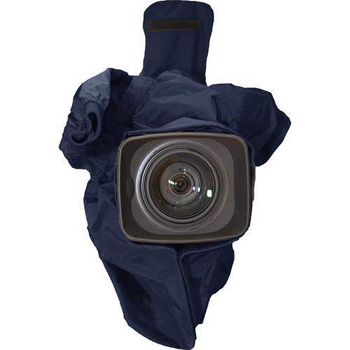 "ShooterSlicker S1 Eng/Efp Camera Cover 31x16x6"" (Navy)"