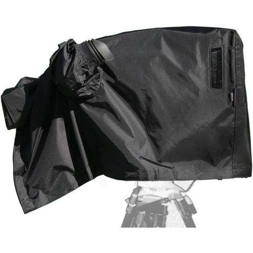 ShooterSlicker S4 Fiber/Triax Camera Raincover (Black)