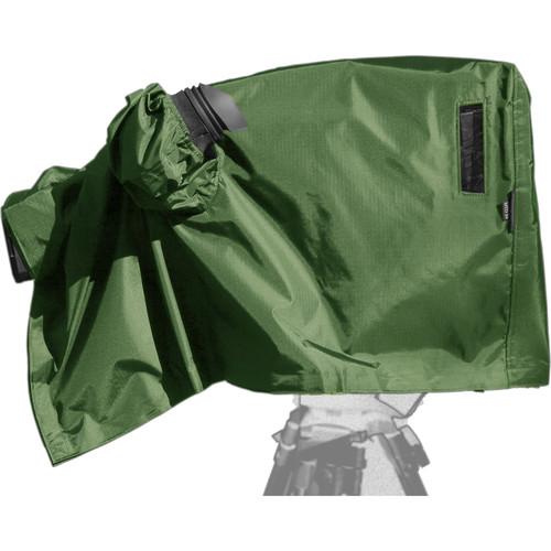 ShooterSlicker S4 Fiber/Triax Camera Raincover (Hunter Green)