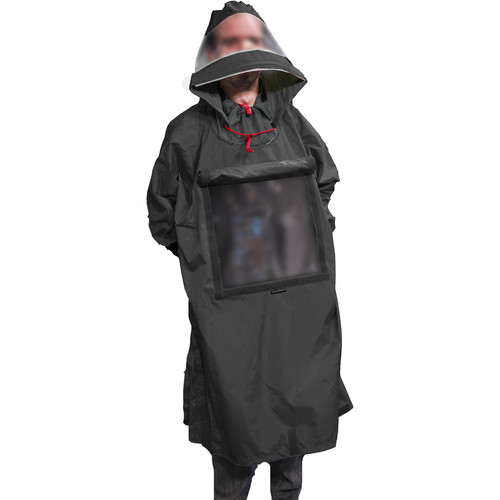 ShooterSlicker ProducerSlicker Poncho (Black)