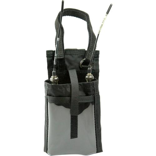 ShooterSlicker SWB1 Single StraddleBag for Single Wireless Receiver (Black)