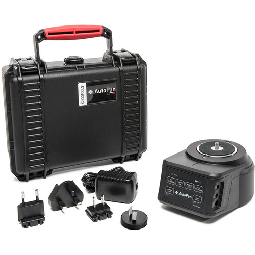 ShooTools AutoPan Kit with HPRC Case