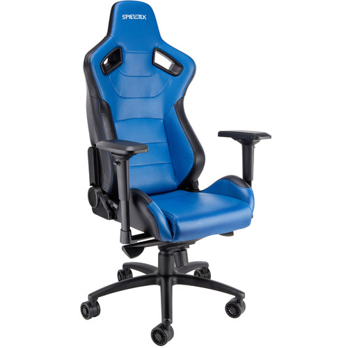 Spieltek Admiral Gaming Chair (Blue)
