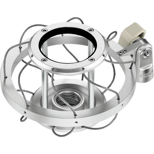Shure A300SM ShureLock Wire Rope Shock Mount for KSM353/ED Microphone