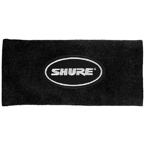 Shure A313VB Velveteen Pouch for KSM313 and KSM313/NE Dual-Voice Ribbon Microphones