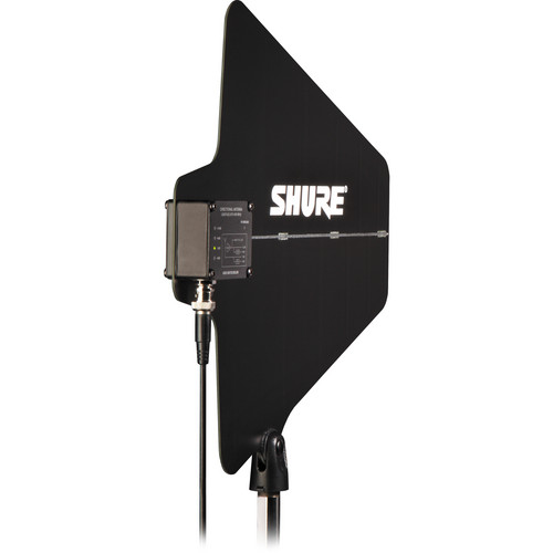 Shure Active UHF Directional Antenna with FlexiMount Base Kit