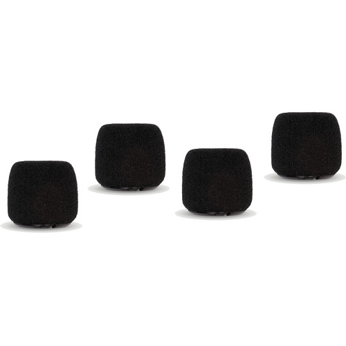 Shure ACVO4WS Windscreen for Centraverse Overhead Condenser Microphones (Black)